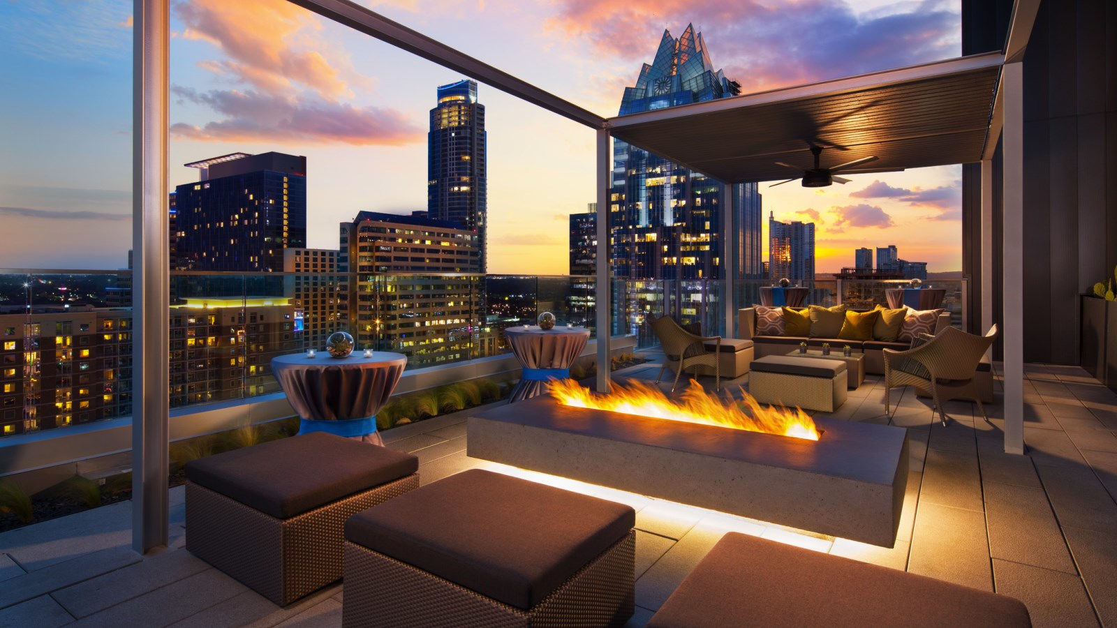 Event Venues Austin Tx The Westin Austin Downtown Hotel